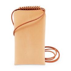 ウーブン iPhone スリング バッグ アイボリーの商品画像