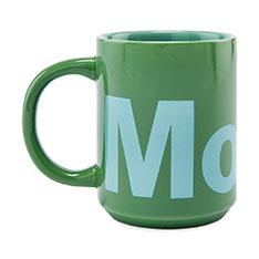 MoMA デュオカラー マグ グリーンの商品画像