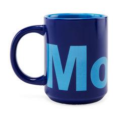 MoMA デュオカラー マグ ブルーの商品画像