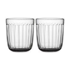 iittala ラーミ グラス タンブラー クリア 2個セットの商品画像