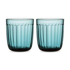 iittala ラーミ グラス タンブラー シーブルー 2個セットの商品画像