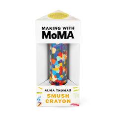 Making with MoMA スマッシュクレヨン アルマ・トーマスの商品画像
