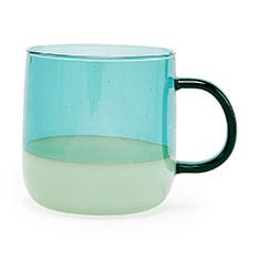 TWO TONE マグカップ Greenの商品画像