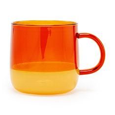 TWO TONE マグカップ Amberの商品画像