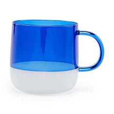 TWO TONE マグカップ Blueの商品画像