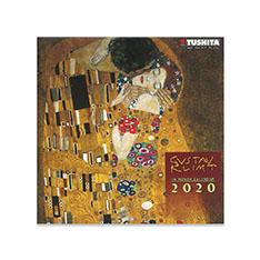 クリムト ミニカレンダー 2020の商品画像