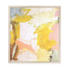 デ・クーニング:Rosy - Fingered Dawn at Louse Point フレーム付ポスターの商品画像