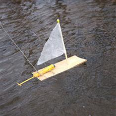 ハックルベリー モーターボート プロペラの商品画像