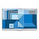 ACME ビルトモア ブルー カードケースの商品画像