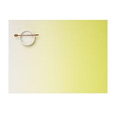 Chilewich グロウ マット シトロンの商品画像