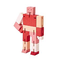 キューボット スモール マルチカラー レッドの商品画像