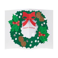 MoMA クリスマスカード ホーリーリースの商品画像