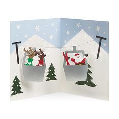 MoMA クリスマスカード アルペンレインディア (8枚セット)の商品画像