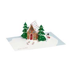 MoMA クリスマスカード ジンジャーキャビンの商品画像