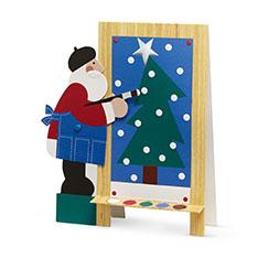 MoMA クリスマスカード サンタズマスターピースの商品画像