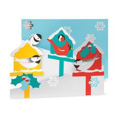 MoMA クリスマスカード メリーバードハウスの商品画像
