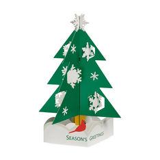 MoMA クリスマスカード スノウイーパインの商品画像