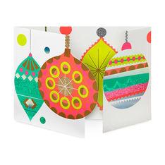 MoMA クリスマスカード スパークリングボーブルの商品画像
