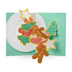 MoMA クリスマスカード クリスマスクッキー 2018の商品画像