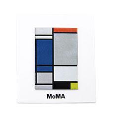 モンドリアン:Composition マグネットの商品画像
