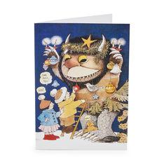 MoMA クリスマスカード モーリス・センダック (12枚セット)の商品画像