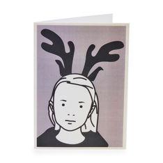 MoMA グリーティングカード ジュリアン・オピー (12枚セット)の商品画像