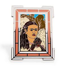 MoMA エナメルピン Frida Kahloの商品画像