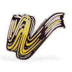 MoMA エナメルピン Roy Lichtensteinの商品画像