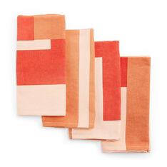 MoMA Marguerita Mergentime ナプキン Warm (4枚セット)の商品画像