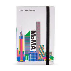 MoMA ポケット カレンダー 2020の商品画像