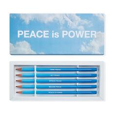 MoMA オノ・ヨーコ:PEACE is POWER ペンシルセットの商品画像