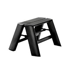 Lucano ステップスツール 1step ブラックの商品画像