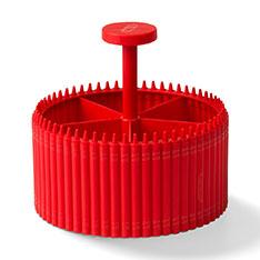 Crayola(R) ラウンド キャディ レッドの商品画像