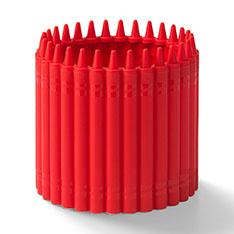 Crayola(R) クレヨンカップ レッドの商品画像