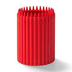 Crayola(R) ペンシルカップ レッドの商品画像