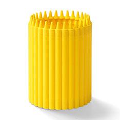 Crayola(R) ペンシルカップ イエローの商品画像