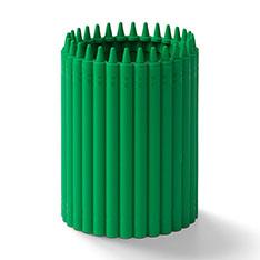 Crayola(R) ペンシルカップ グリーンの商品画像