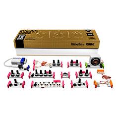 littleBits & Korg シンセサイザー キットの商品画像