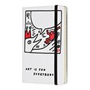 Moleskine 限定版 キース・ヘリング ノートブック ルールド ポケットの商品画像