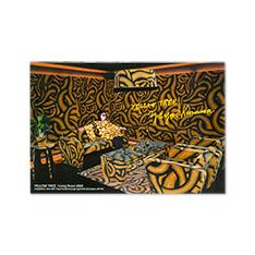 草間彌生:ポストカード 黄樹リビングルームの商品画像