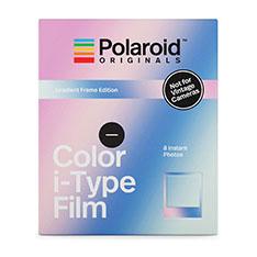 Polaroid カラーフィルム i-Type パステル グラディエント フレームの商品画像