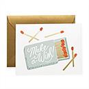 バースデーウィッシュ・カードの商品画像