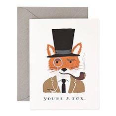 You're a Fox(フォックス)・カードの商品画像
