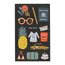 Bon Voyage Pocket Notepad(トラベルグッズ)・ノートパッドの商品画像