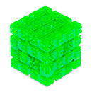 Snaak ブロック キット グリーンの商品画像