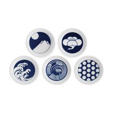 KOMON 豆皿(5枚セット)の商品画像