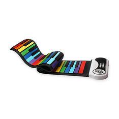Roll-Up レインボー ピアノの商品画像