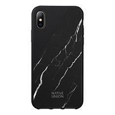 Native Union iPhone X ケース マーブルブラックの商品画像