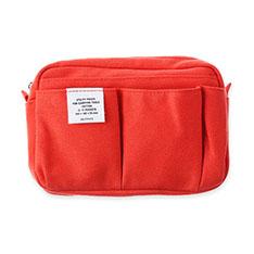 インナーキャリング バッグ オレンジの商品画像
