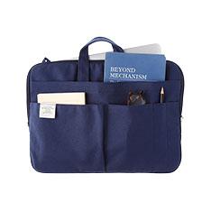 インナーキャリング A4 ブルーの商品画像